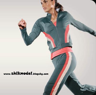 عکس لباس ورزشی زنانه